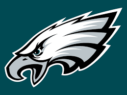 Philadelphia Eagles Logo blue drawing free image